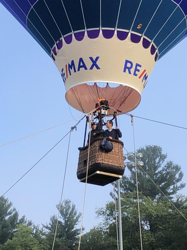 Big Max at Westwood Day
