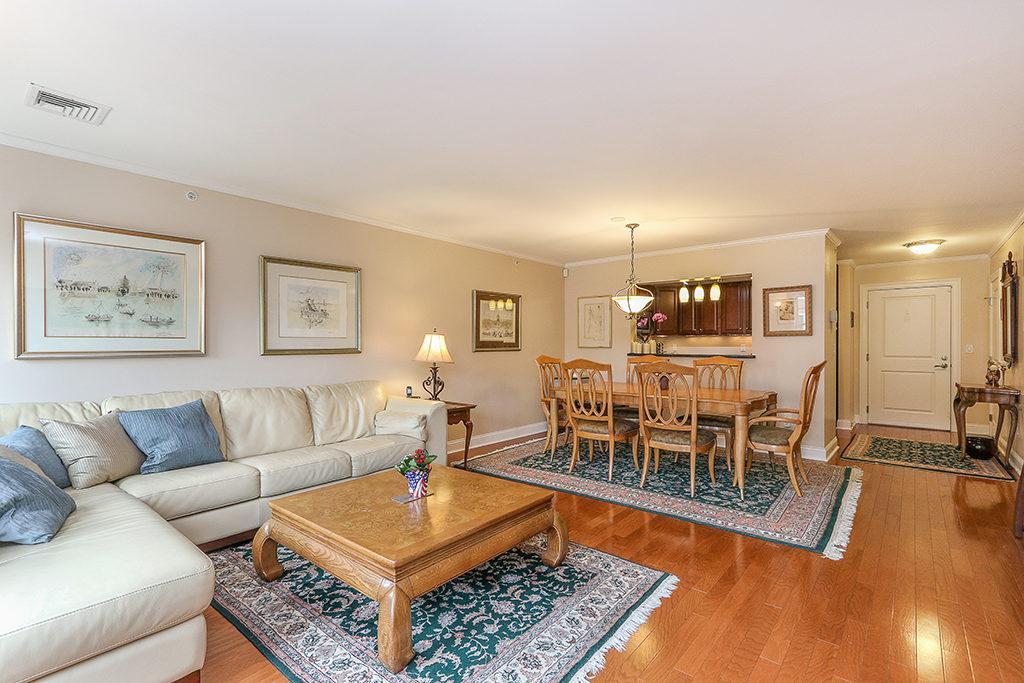 Living Room Photography of 11 Cheriton Road Unit #306