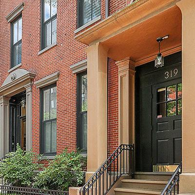 Exterior Photograph of 319 Dartmouth Street